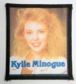 Kylie Minogue - 'White Jacket' Printed Patch